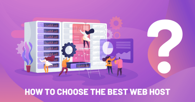 How to Choose a Web Hosting Service: An Ultimate Guide