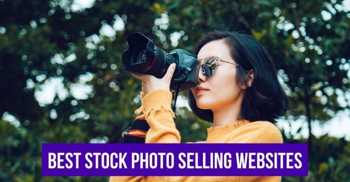 photo selling websites