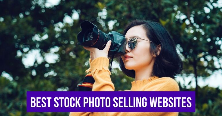 20 Best Stock Photo Selling Websites