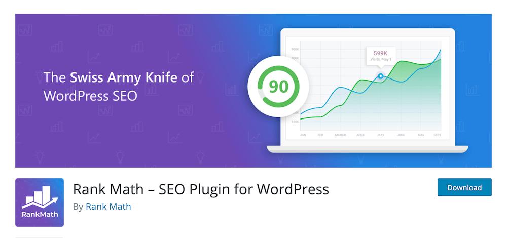 Rank Math The Best WordPress SEO Plugin