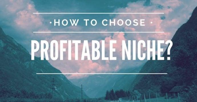 Profitable Niche Featured Image