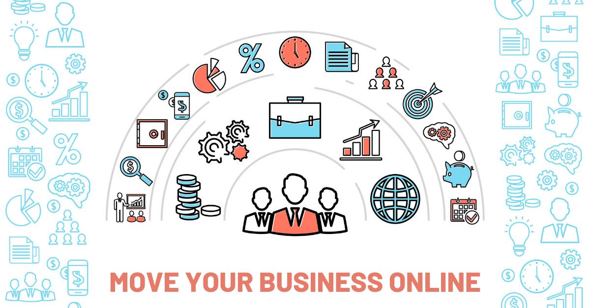 How to move local business online