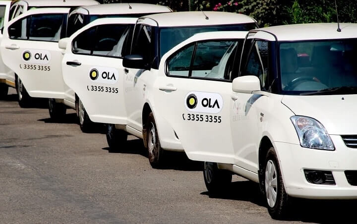 Low-cost marketing technique by OLA