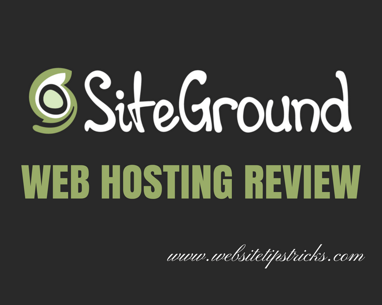 SiteGround Web Hosting Review 2020 | Pros and Cons | 70% Discount Coupon