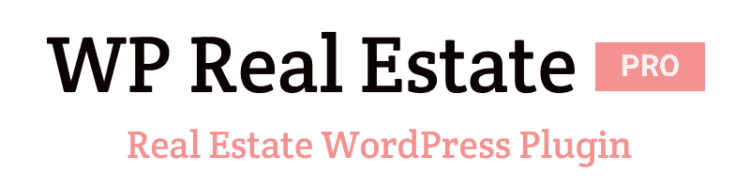 WP Real Estate Pro WordPress Plugin Logo