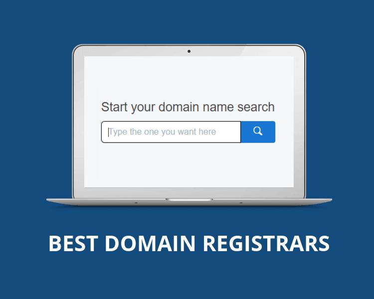 Best Domain Registrars for domain name registration