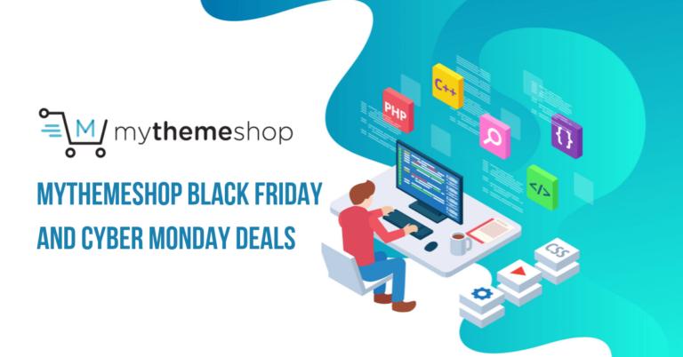 MyThemeShop Black Friday Deals 2021 | 99% OFF