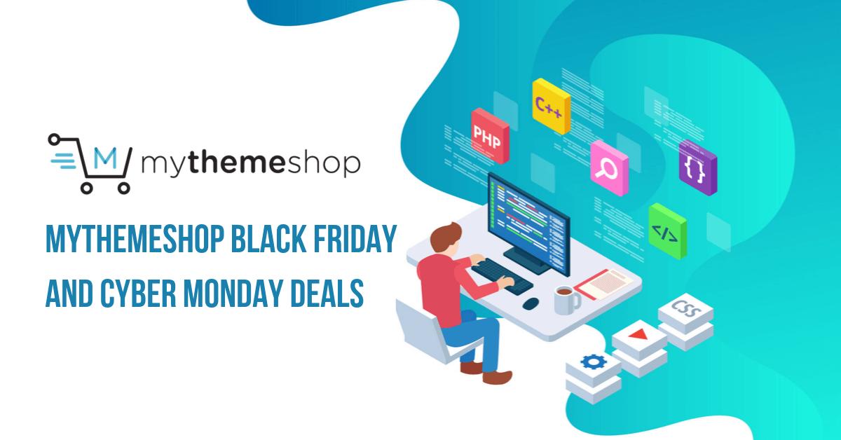 MyThemeShop Black Friday Deals