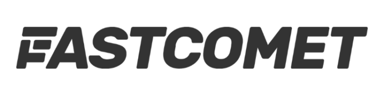 Fastcomet Logo Transparent Dark