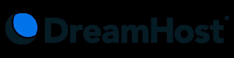 DreamHost Logo New Transparent