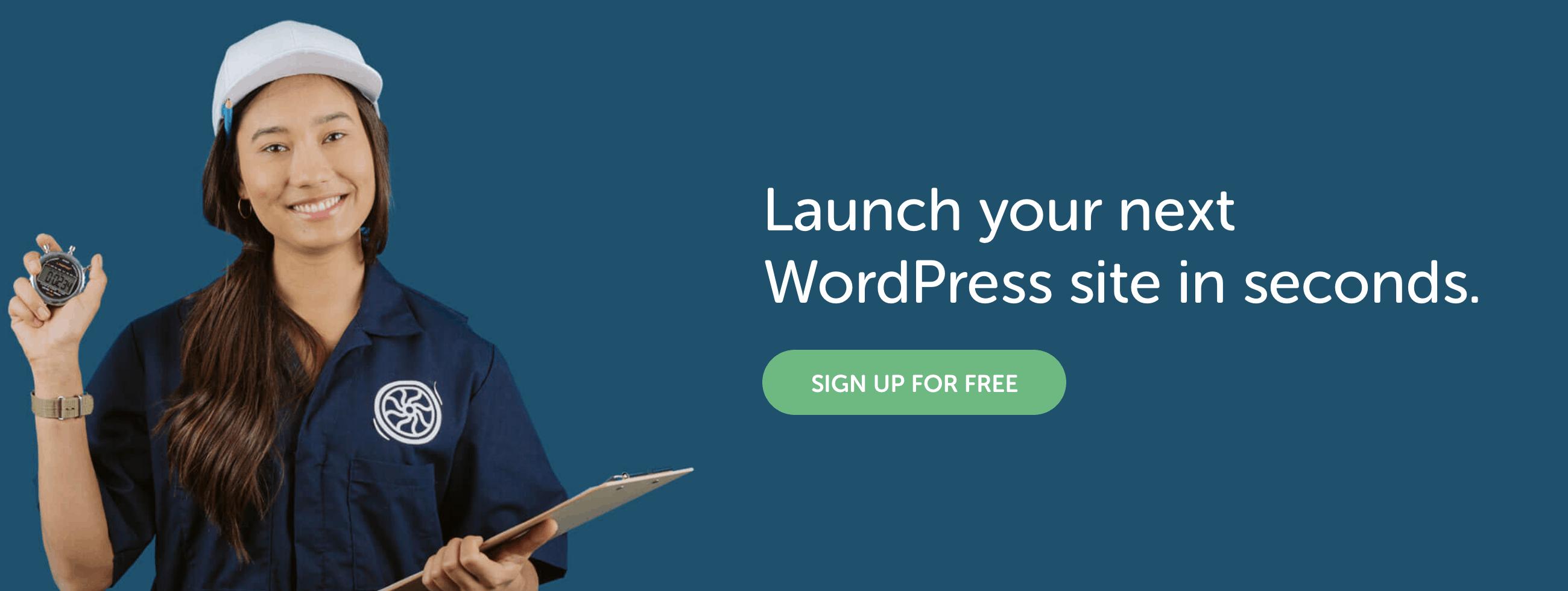 Flywheel WordPress Site Development