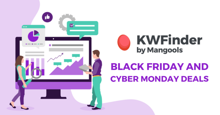 KWFinder Black Friday Deals 2021: Get 35% Discount + 5 Months Free with Annual Subscription