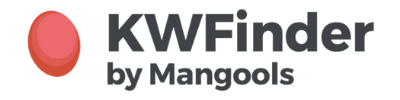KWFinder Black Friday and Cyber Monday deals KWFinder Logo