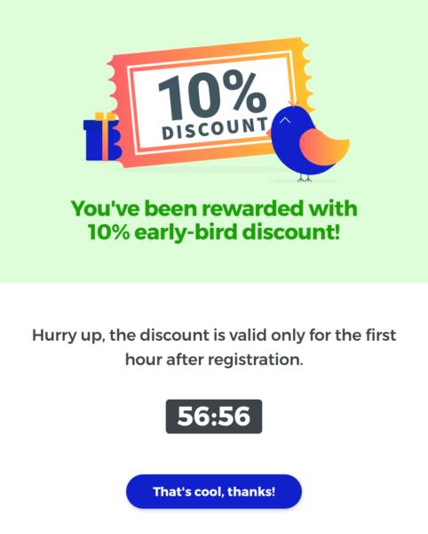 KWFinder Instant 10% Discount