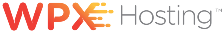 WPX Hosting Logo Horizontal