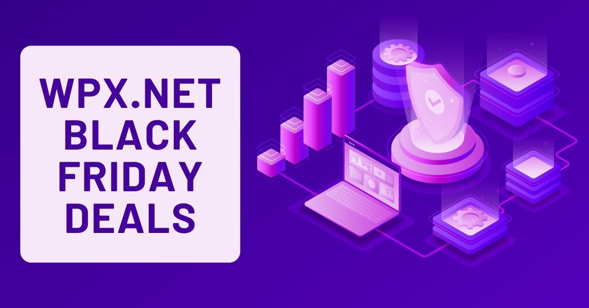 WPX.net Black Friday Sale