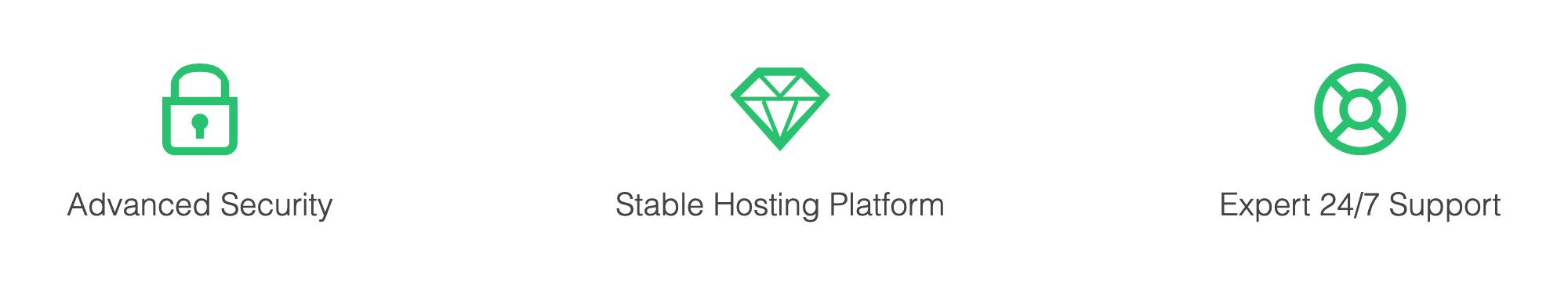 GreenGeeks Hosting Features