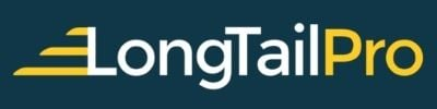 LongTailPro Logo 400 x 100px