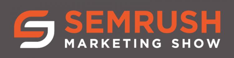 SEMrush Marketing Show Conference India Logo