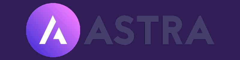 Astra Theme Logo Transparent PNG