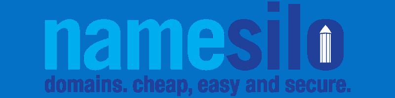 NameSilo Logo Transparent