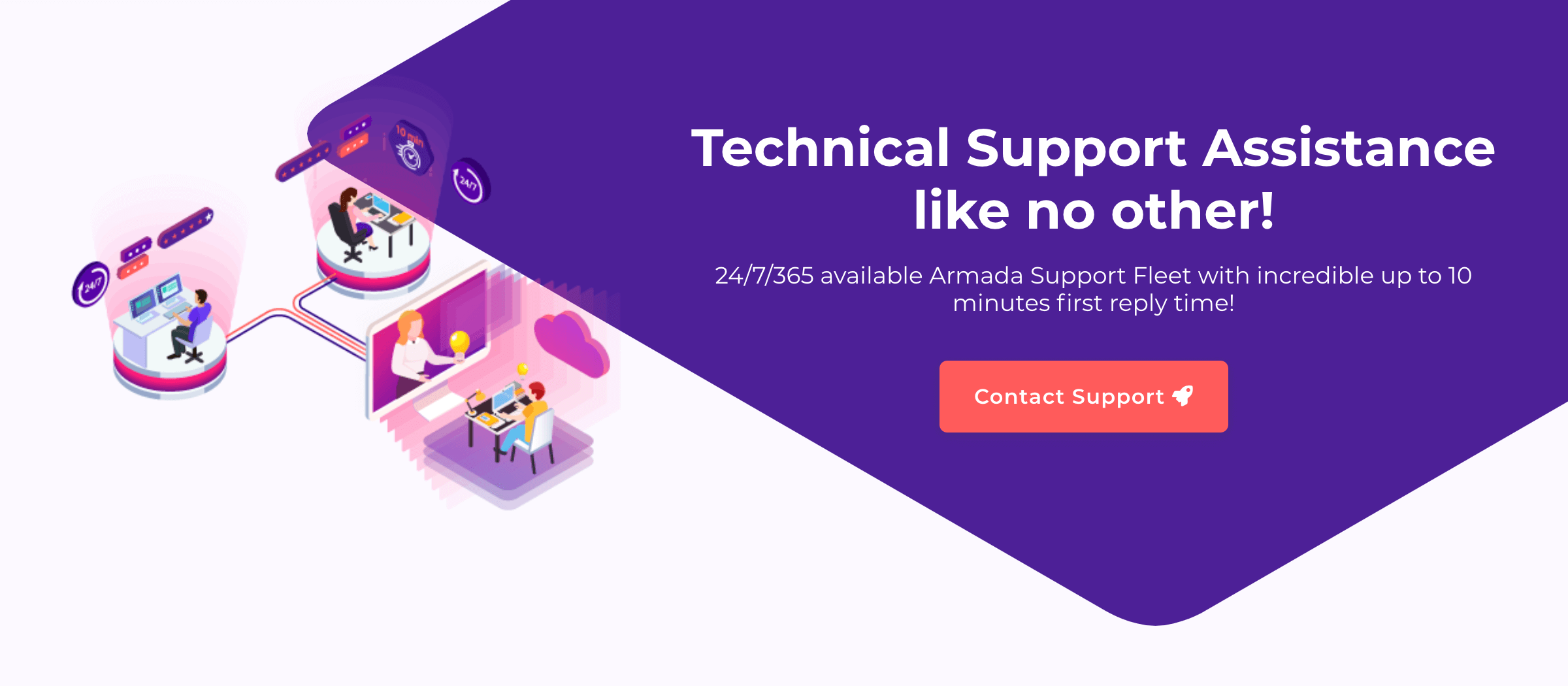 HostArmada Review Technical Support