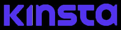 Kinsta Logo Blue 400x100 px