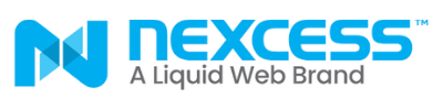 Liquid Web Nexcess Logo 400 x 100px, Liquid Web WordPress Halloween Deals