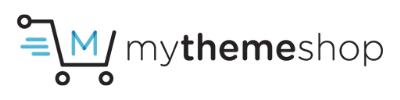 MyThemeShop WordPress Halloween Deals, MyThemeShop Logo 400 x 100px