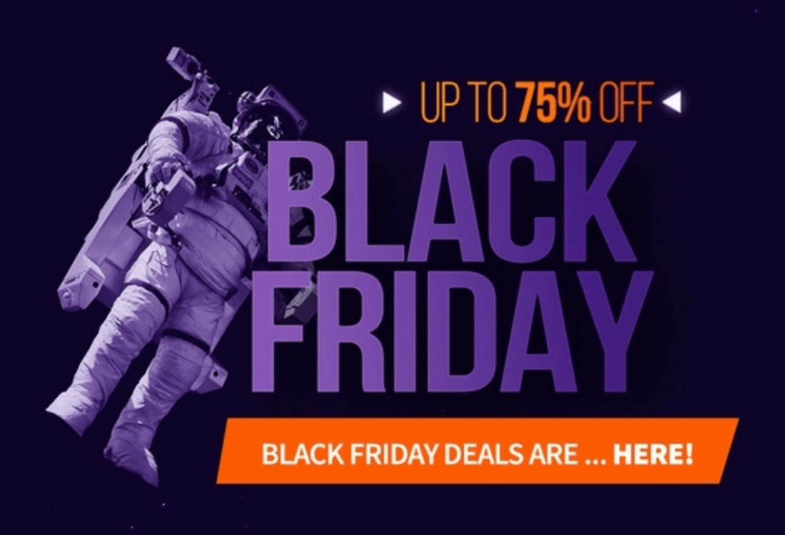 ChemiCloud Black Friday Deals