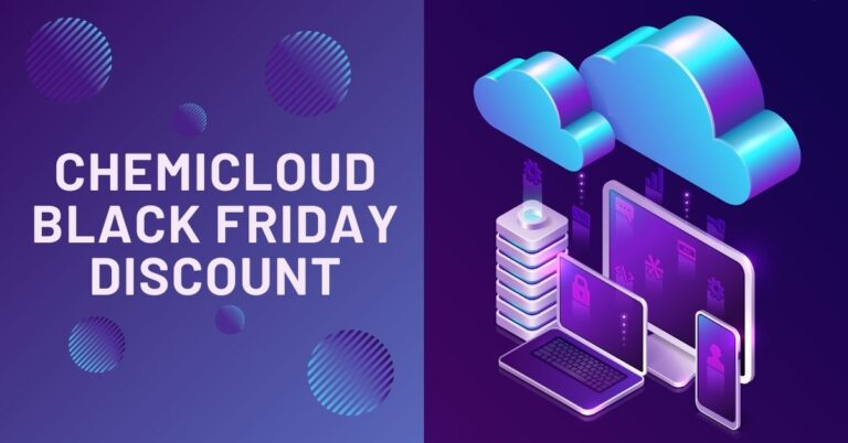 ChemiCloud Black Friday Deals 2020 | 75% Instant Discount