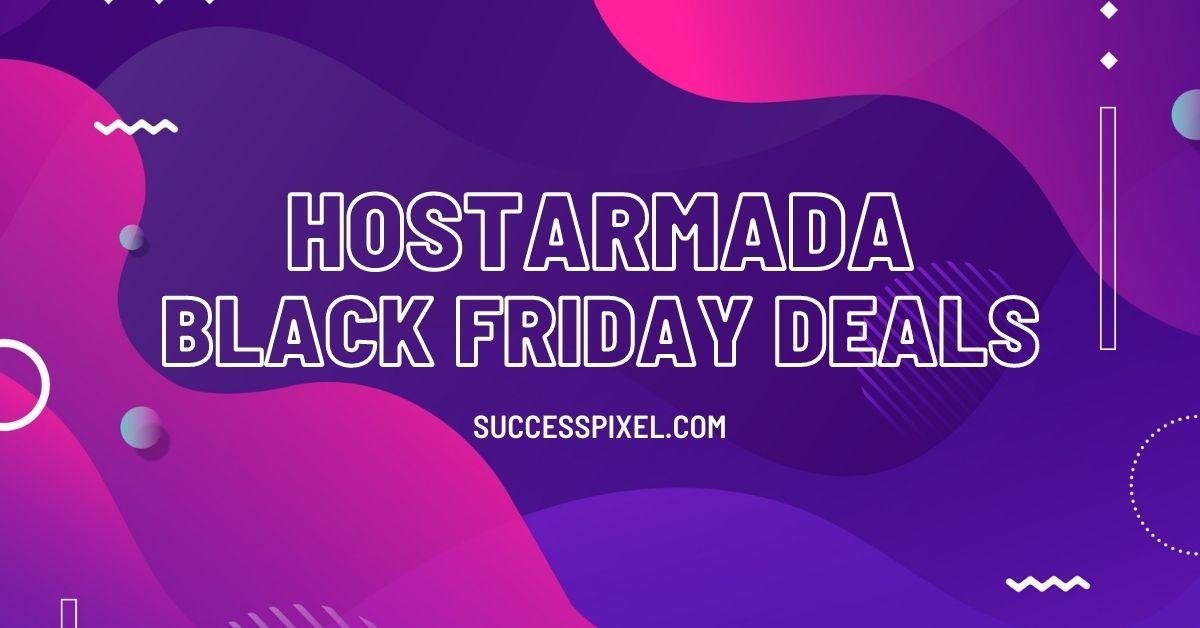 HostArmada Black Friday Coupon Code
