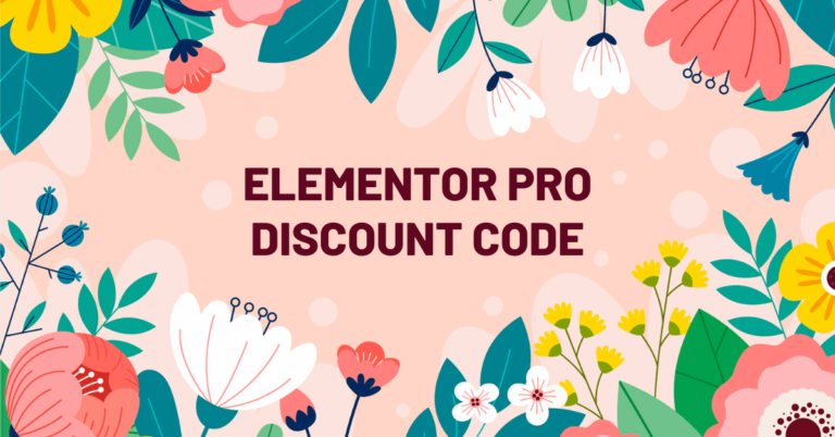 Elementor Pro Discount Code: Latest Pricing 2021