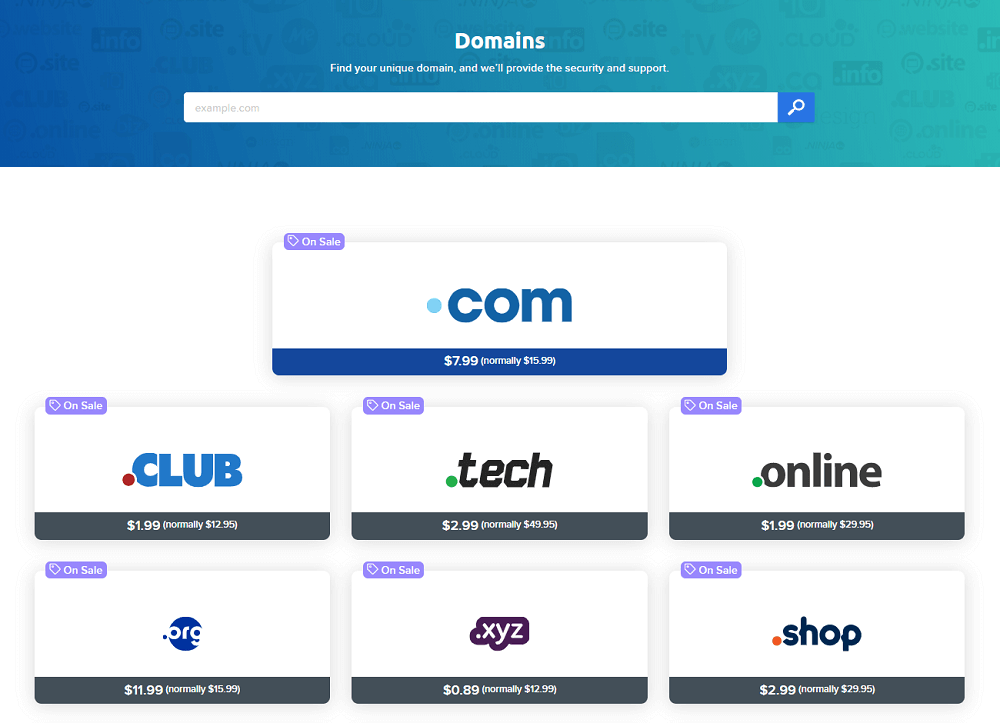 Dreamhost Coupon Code for Domain Registrations