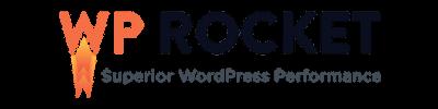 WP Rocket Black Friday Cyber Monday Logo Transparent
