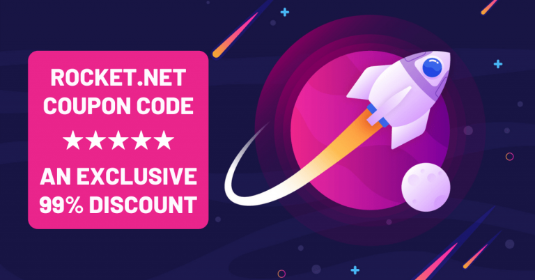 Rocket.net Coupon Code 2021:  An Exclusive 99% Off Discount Offer + 1 Year Free Rocket.net Hosting Deal