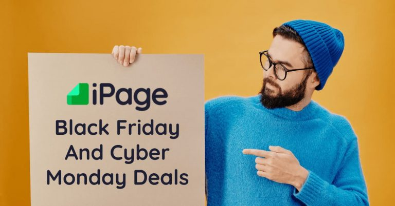 iPage Black Friday & Cyber Monday Deals 2021: Free Domain + 75% Off