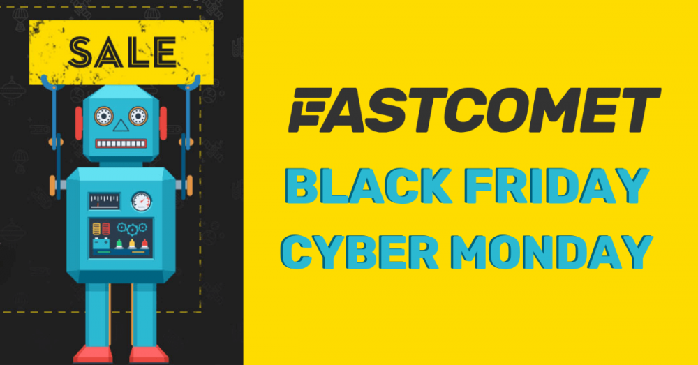 Fastcomet Black Friday Deals, Fastcomet Cyber Monday Sale, Fastcomet Black Friday
