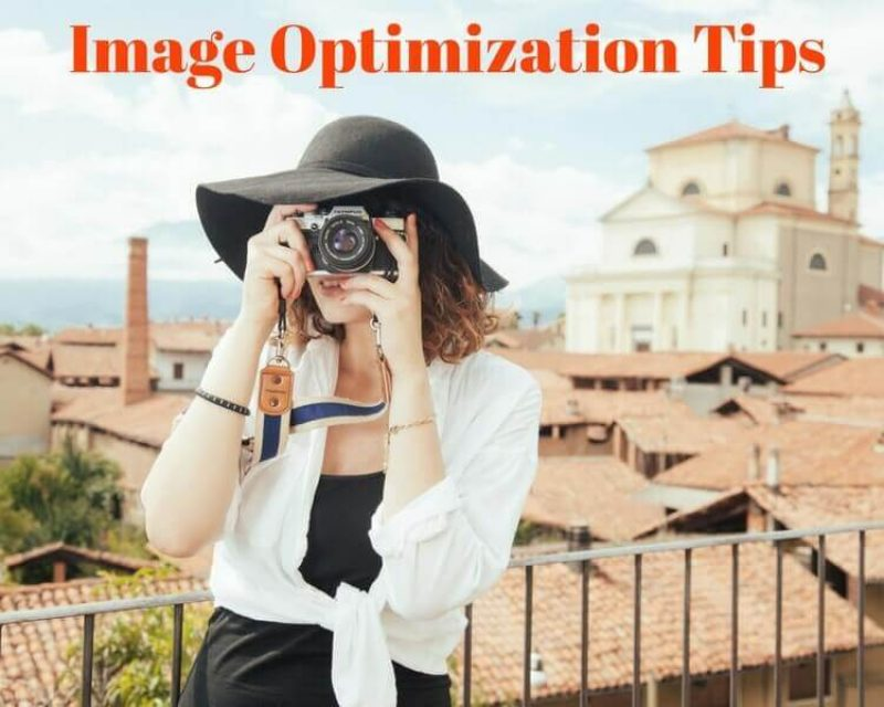 Tips for image optimization for SEO