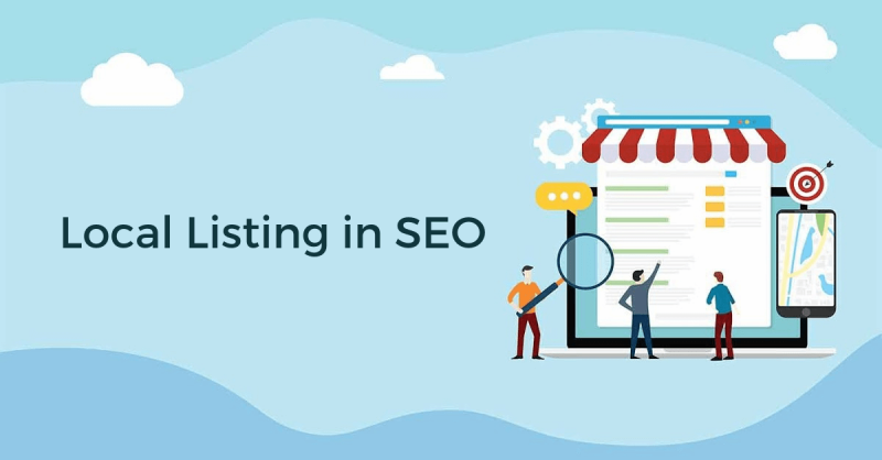 Local Listing in SEO