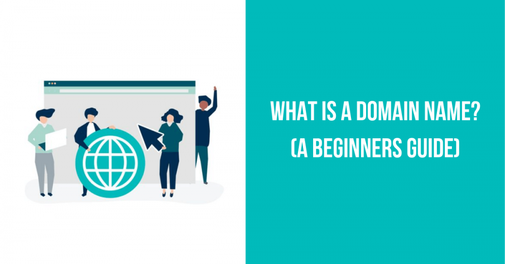 What is a domain name